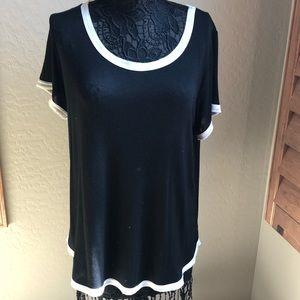 Bobeau short sleeve shirt